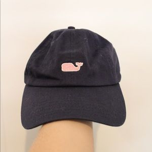 Vineyard Vines Navy Blue Dad Cap
